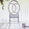 Chaise coco cristal - 1001 Events - Fournisseur Accessoires Evenements Mariage00004