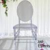 Chaise medaillon cristal - 1001 Events - Fournisseur Accessoires Evenements Mariage00001