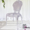 Chaise Princesse Cristal - 1001 Events - Fournisseur Accessoires Evenements Mariage00002